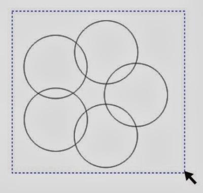 Menyeleksi Lingkaran